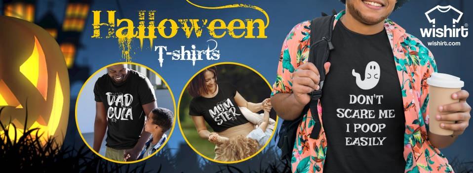 Entra no espírito do Halloween