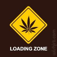 T-shirt Loading Zone