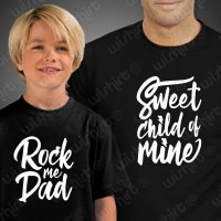 T-shirts Sweet Child of Mine Criança