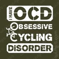 T-shirt I have OCD