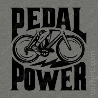 T-shirt Pedal Power