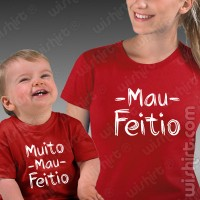 Mau Feitio Mother - Baby T-shirts