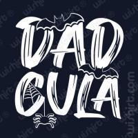 T-shirt Dadcula - Halloween