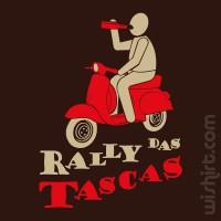 T-shirt Rally das Tascas