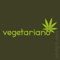 T-shirt Vegetariano