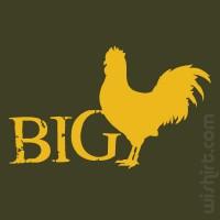 T-shirt Big Cock