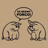 T-shirt És Mesmo Porco!