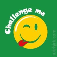 T-shirt Challenge Me