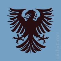 T-shirt Águia