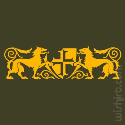 T-shirt Lobos, Wolves
