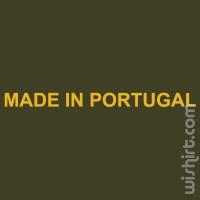 T-shirt Made in Portugal