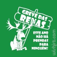 T-shirt Greve das Renas