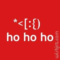 T-shirt Ho Ho Ho