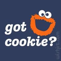 T-shirt Got Cookie