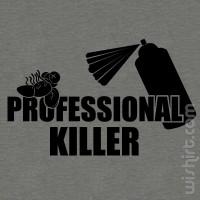 T-shirt Professional Killer V2