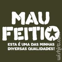 T-shirt Mau Feitio
