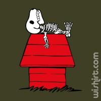 Dead Snoopy T-shirt