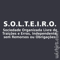 T-shirt Solteiro
