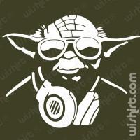 T-shirt Stylish Yoda