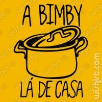 T-shirt A Bimby lá de Casa