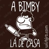 T-shirt Mulher Bimby