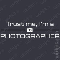 T-shirt Trust Me Photographer