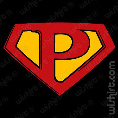 T-shirt P - Super Pai