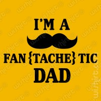 T-shirt I'm a Fantachetic Dad