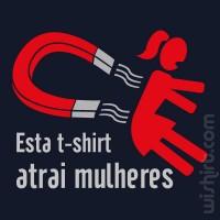 T-shirt Esta T-shirt Atrai