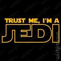 T-shirt Trust Me Jedi