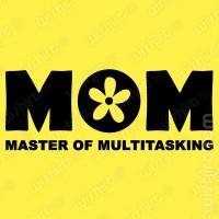 T-shirt Master of Multitasking