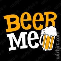T-shirt Beer Me
