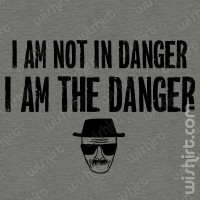 I am not in Danger T-shirt