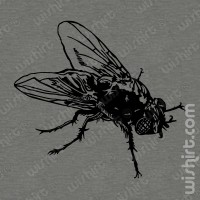 T-shirt Fly / Mosca