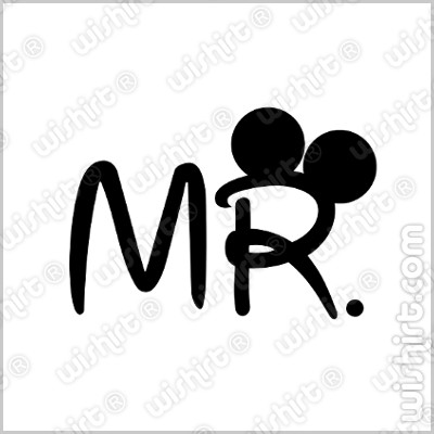 T-shirt Mr Mickey