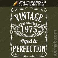 T-shirt Vintage Perfection