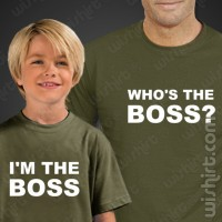 Who's the Boss T-shirts