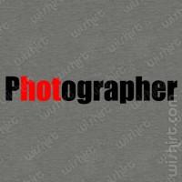 T-shirt Hot Photographer