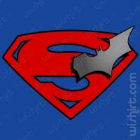 T-shirt Superman vs Batman
