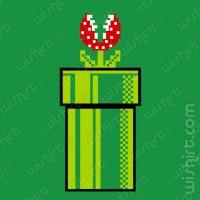 T-shirt Super Mario Pipe