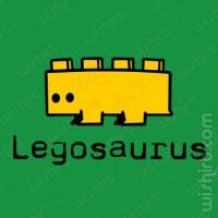Legosaurus T-shirt