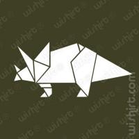 T-shirt Origamisauros