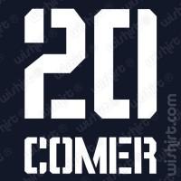 T-shirt 20 Comer