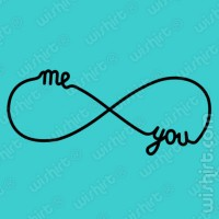 Me You Infinity Love T-shirt