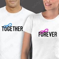 Conjunto 2 t-shirts Together