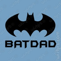 T-shirt Batdad