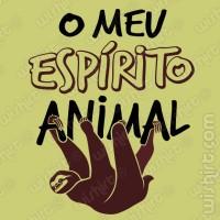 T-shirt Espírito Animal