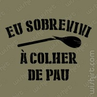 T-shirt Colher de Pau