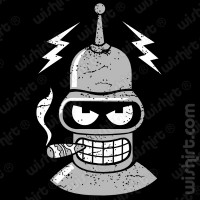 T-shirt Mad Bender