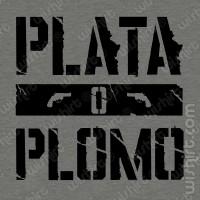 T-shirt Plata o Plomo Pablo Escobar